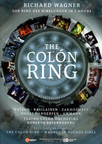 Colon Ring: Der Ring Des Nibelungen in 7 Hours