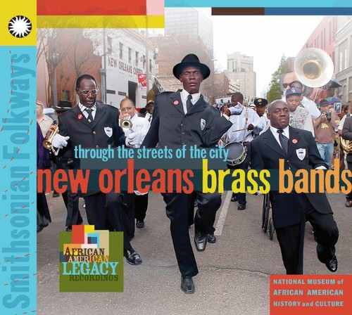 New Orleans Brass Bands: Through the STR