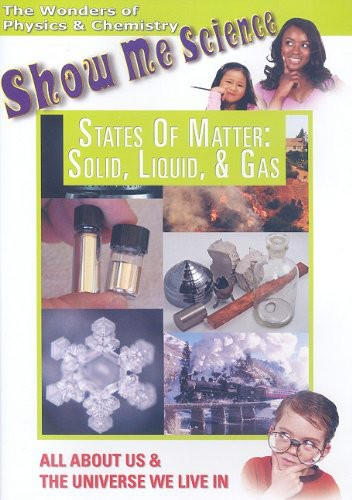 States of Matter: Solid, Liquid and Gas