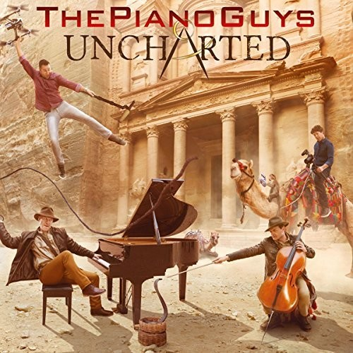 Piano Guys - Uncharted (Hol)