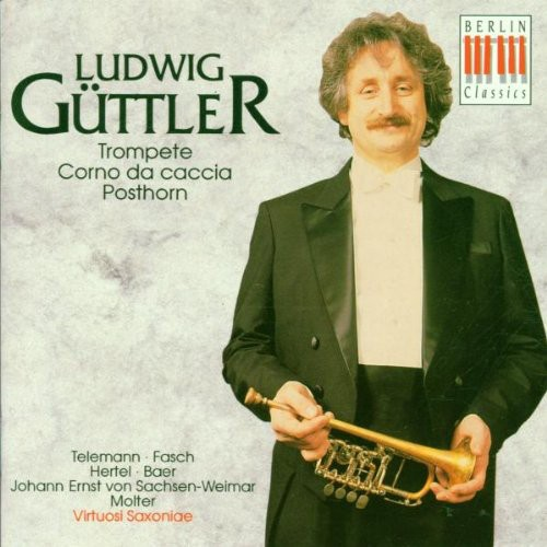 Ludwig Guttler Plays Music for Trumpet Posthorn