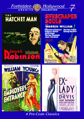 Forbidden Hollywood Collection: Volume 7