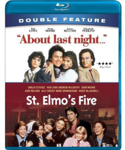 About Last Night... /  St. Elmo's Fire
