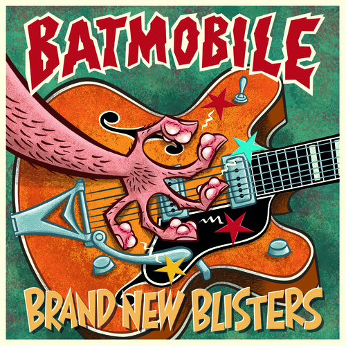 Brand New Blisters [Explicit Content]