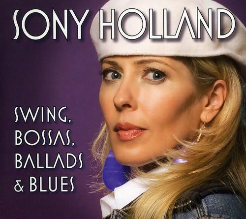 Swing Bossas Ballads & Blues