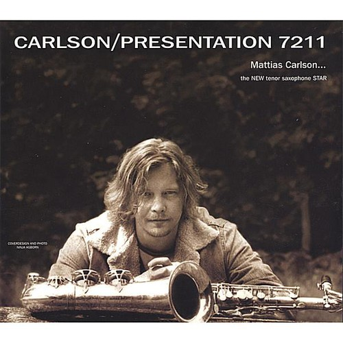 Carlson/ Presentation 7211