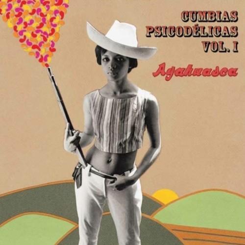 Ayahuasca Psychedelic Cumbias Vol 1 / Various - Ayahuasca: Psychedelic Cumbias Vol. 1 / Various