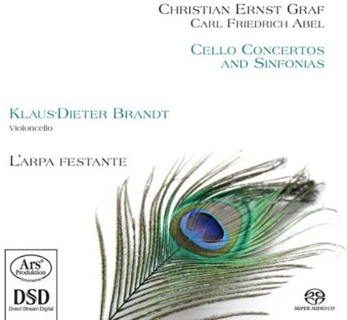 Cello Concertos & Sinphonia