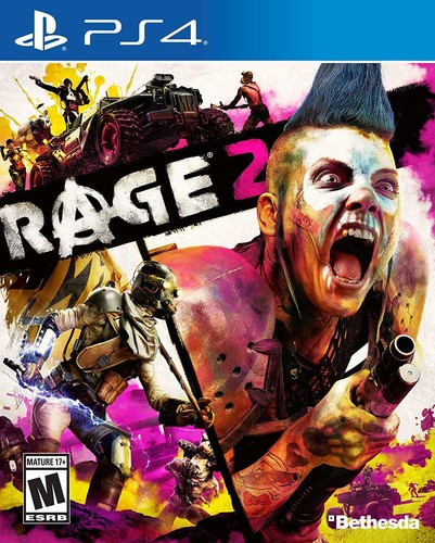 Ps4 Rage 2 - Rage 2 for PlayStation 4