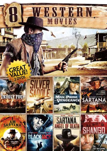 8-Movie Western: Volume 7