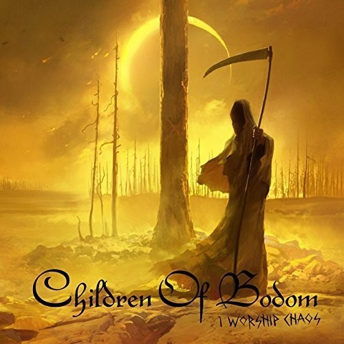 Children Of Bodom - I Worship Chaos [Limited Edition w/DVD]