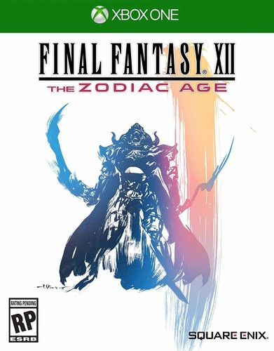 Xb1 Final Fantasy XII: The Zodiac Age - Final Fantasy XII: The Zodiac Age for Xbox One