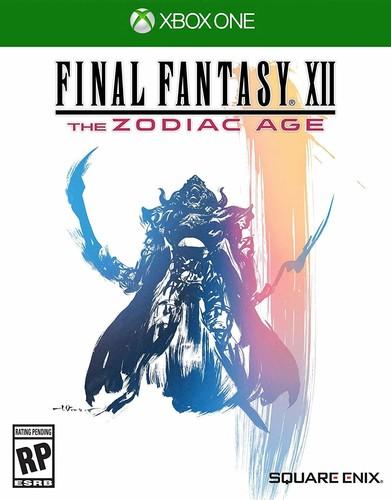 Xb1 Final Fantasy XII: The Zodiac Age - Final Fantasy Xii: The Zodiac Age