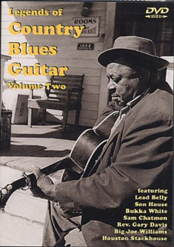 Legends of Country Blues Guitar: Volume 2