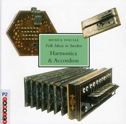 Harmonica & Accordion /  Various