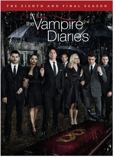 The Vampire Diaries: The Complete Eighth Season (The Final Season)