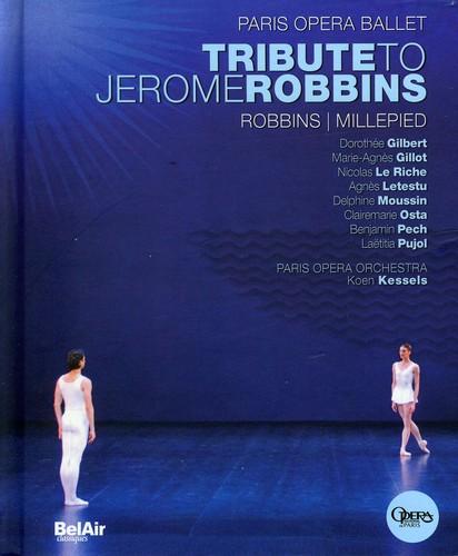 Tribute to Jerome Robbins