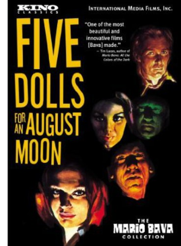 5 Dolls for an Augustmoon (Remastered Edition)