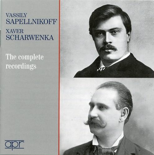 Vassily Sapellnikoff & Xaver Scharwenka: Comp. Rec