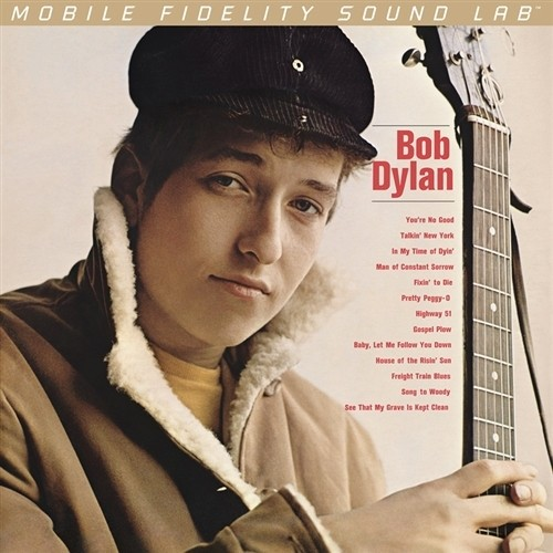 Bob Dylan - Bob Dylan (Ltd) (Hybr)