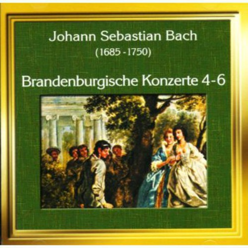 Brandenburg Ctos 4-6
