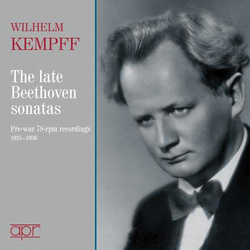 Beethoven: Late Sonatas