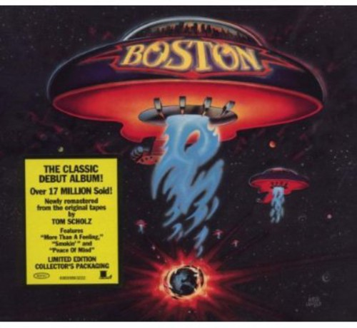 Boston-Boston [Remastered]