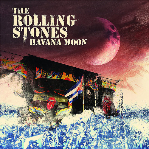 The Rolling Stones - Havana Moon [DVD + 2CD]