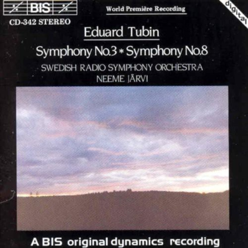 Symphonies 3 & 8