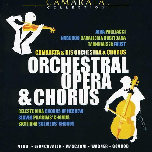 Orchestral, Opera and Chorus