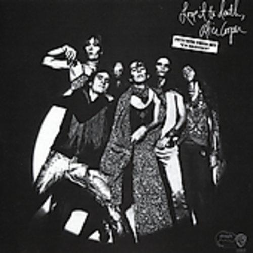 Alice Cooper-Love It to Death