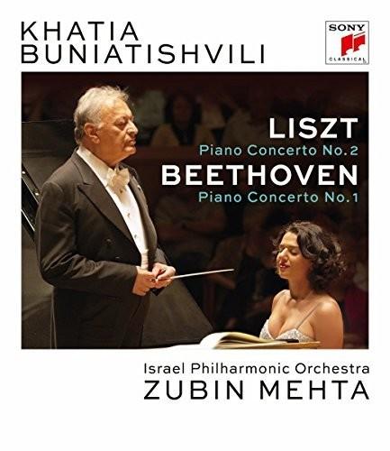 Liszt & Beethoven: Piano Concertos