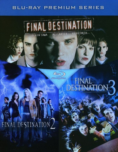 Final Destination (Box Set) [Import]