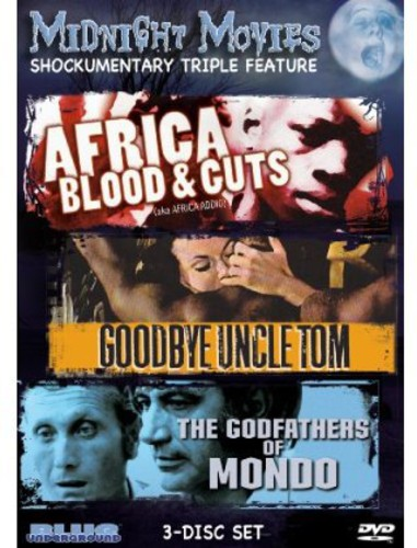 Midnight Movies - Shockumentary Triple Feature: Africa Blood & Guts /  Goodbye Uncle Tom /  The Godfathers of Mondo