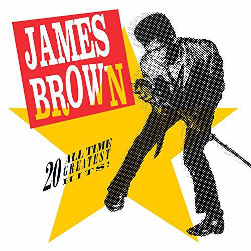 James Brown - 20 All-Time Greatest Hits