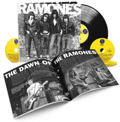 Ramones - Ramones: 40th Anniversary Edition [Deluxe 3CD/1LP]