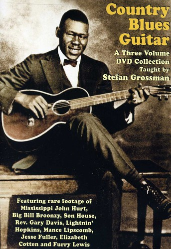Country Blues Guitar: Volume 3: A Three Volume Collection