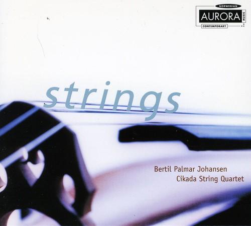 Strings: On a Spring String /  String Quartet 1