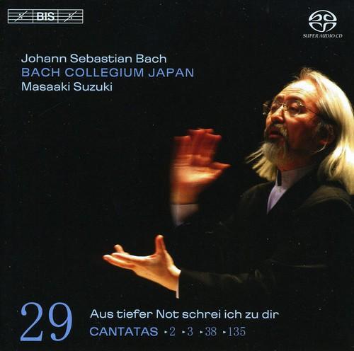 Complete Cantatas 29