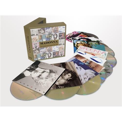 Madonna - Complete Studio Albums (1983-2008) [Import]