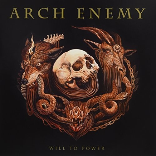 Arch Enemy - Will To Power [Import LP]