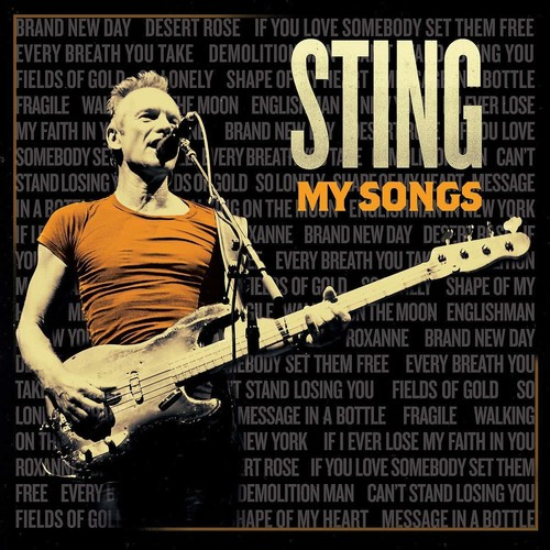 Sting - My Songs [Deluxe]