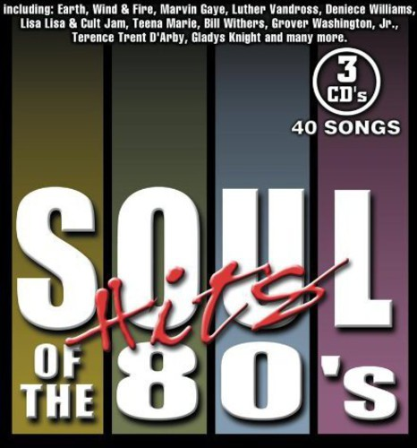 Soul Hits Of The 80s - Soul Hits of the 80's / Various