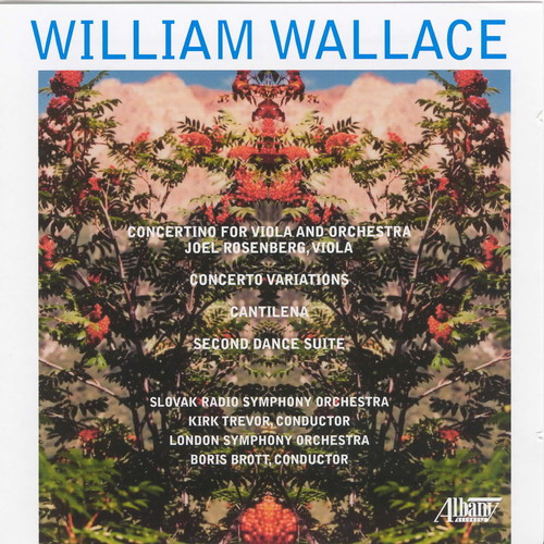 Viola Concertino & Other Orchestral Works