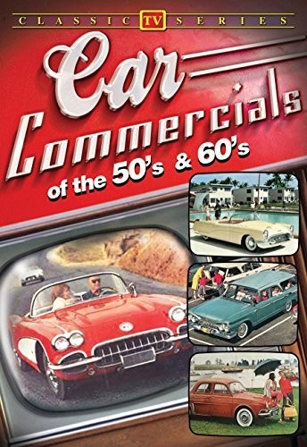 Car Commercials Of The 50s And 60s