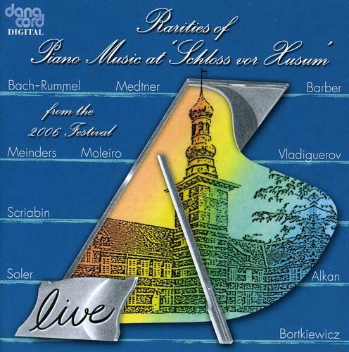 Rarities of Piano Music