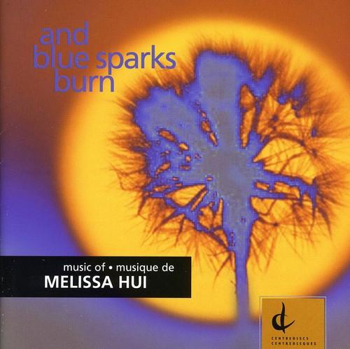 & Blue Sparks Burn