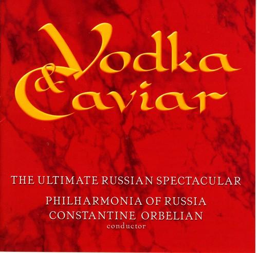 Vodka & Caviar: Ultimate Russian Spectacular