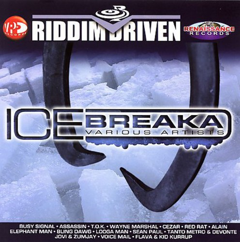 Riddim Driven-Ice Breaka [Import]