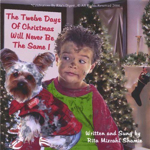 Grandma Rita Presents the Twelve Days of Christmas